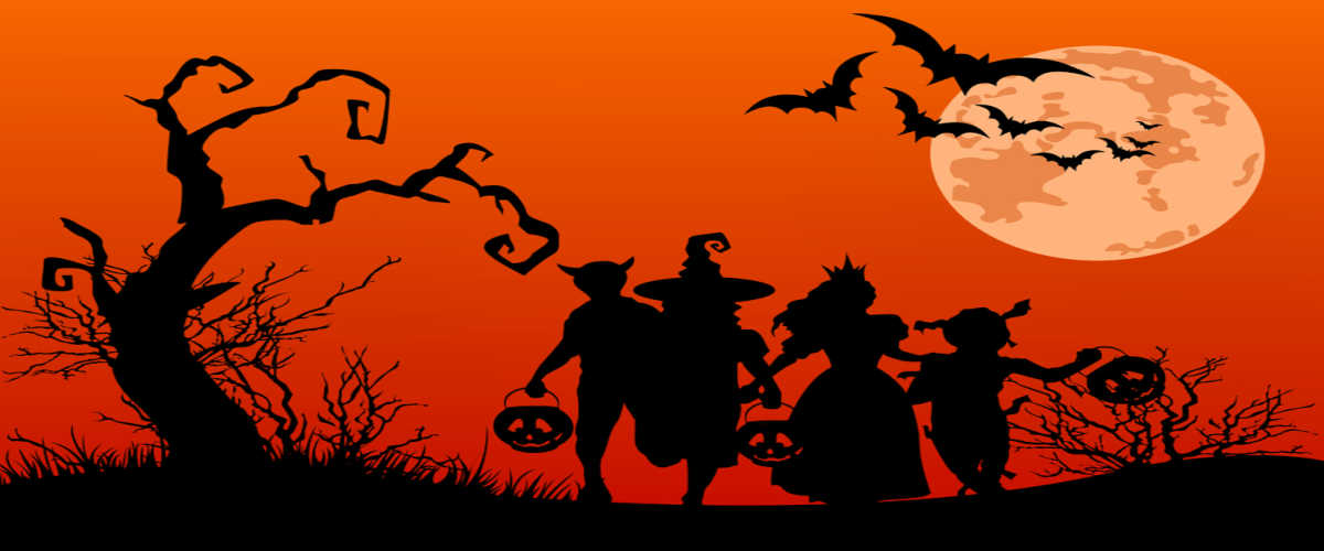 Have A Safe and Spooky Contra Costa Halloween