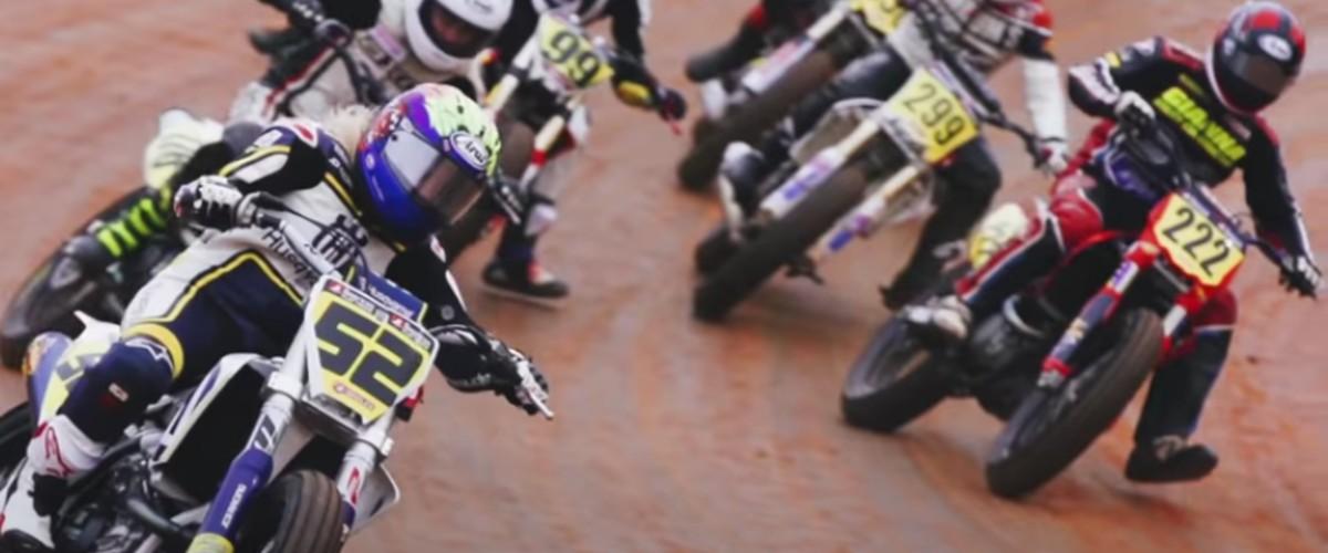 Flat Track Motorcycle Racing Saturday May 22nd!