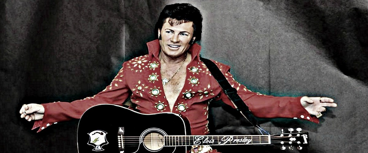 James Clark Elvis Tribute Dinner Show Sat Oct  22nd